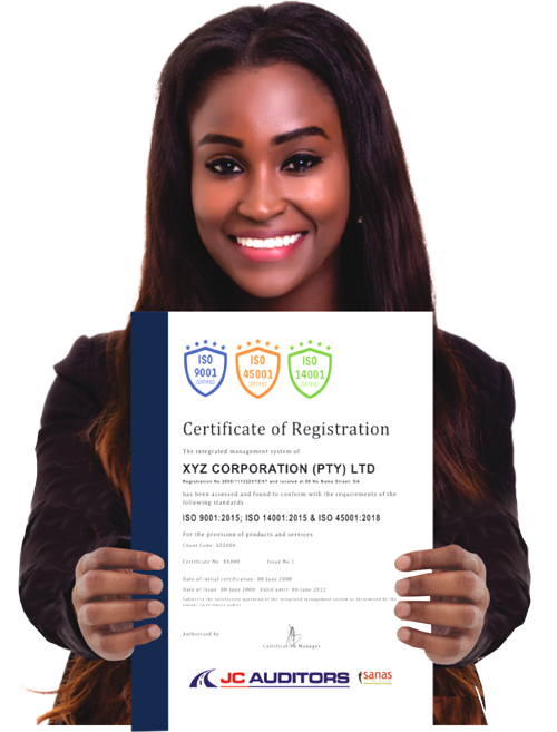 Our Certification Process