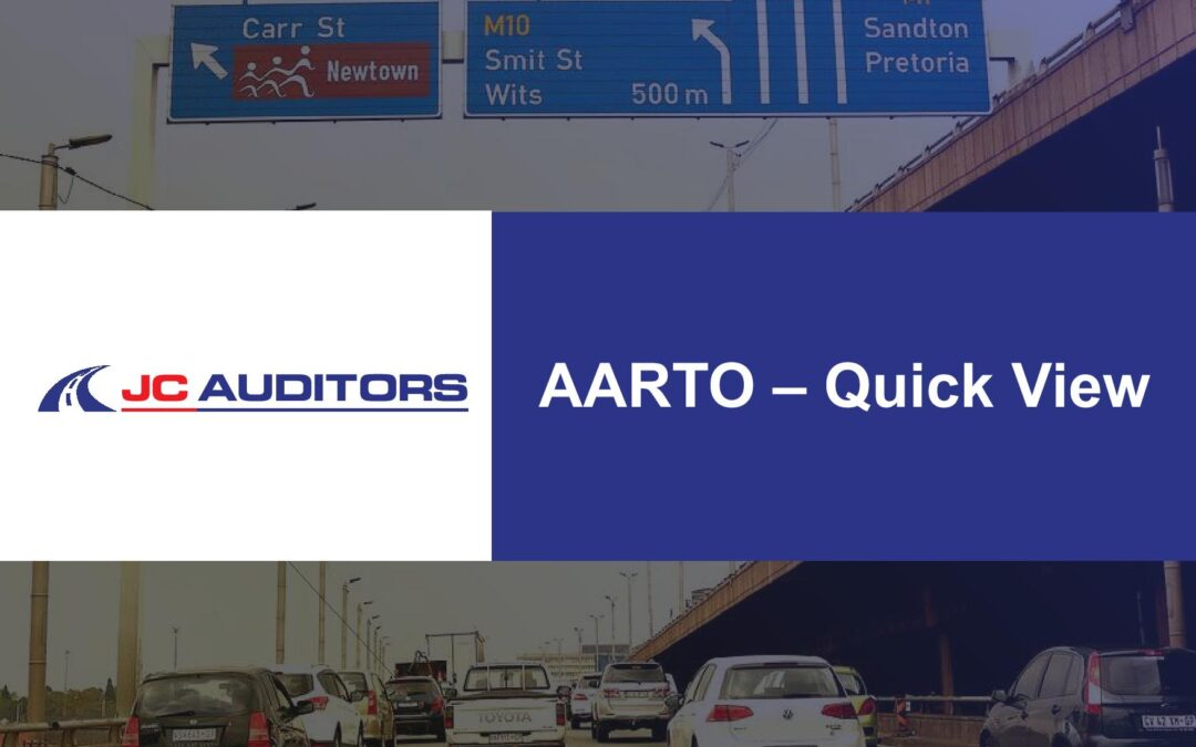 What is AARTO?